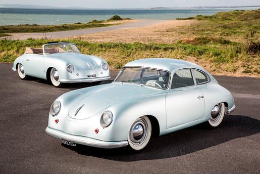 Porsche 356 - 1958