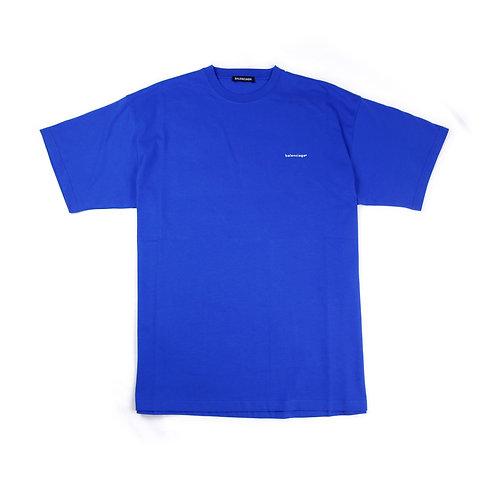 Balenciaga - Oversized logo T-shirt