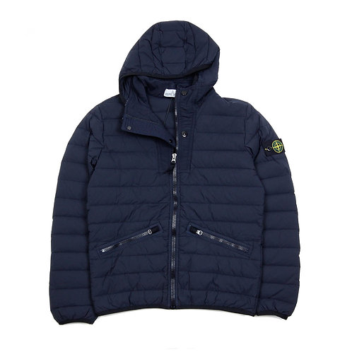 Stone Island Junior - Loom Woven Down Chambers Stretch Nylon TC