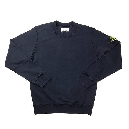 Stone Island - Crew Neck Sweatshirt Navy
