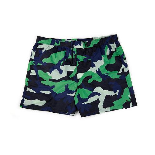 Valentino - Camo Swim Shorts