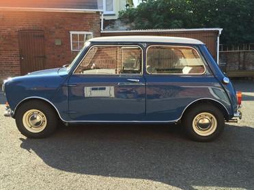 Mini Cooper - 1965