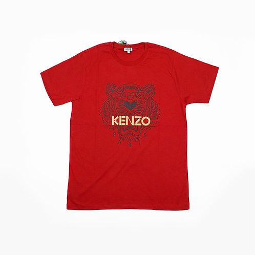 Kenzo Paris - Tiger T-Shirt Red