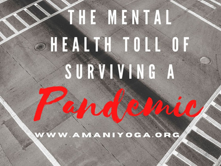 The Mental Health Toll of Surviving a Pandemic