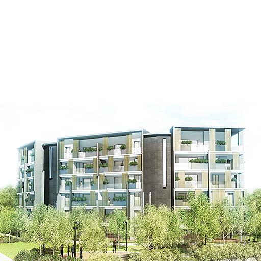 Progetto Residenziale Monza