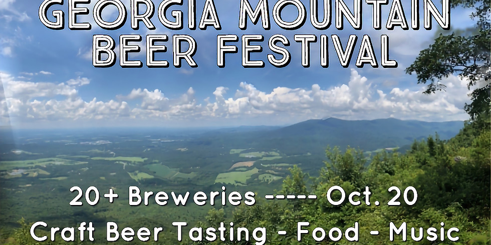 Georgia Mountain Beer Festival - Gibb's Gardens