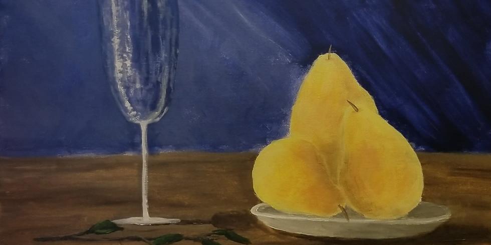 Paint and Taste
