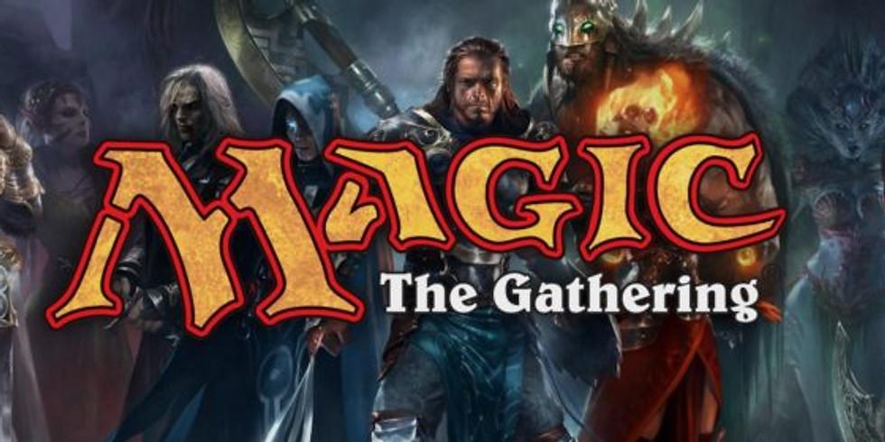 Magic the Gathering: Between the Fermentors.