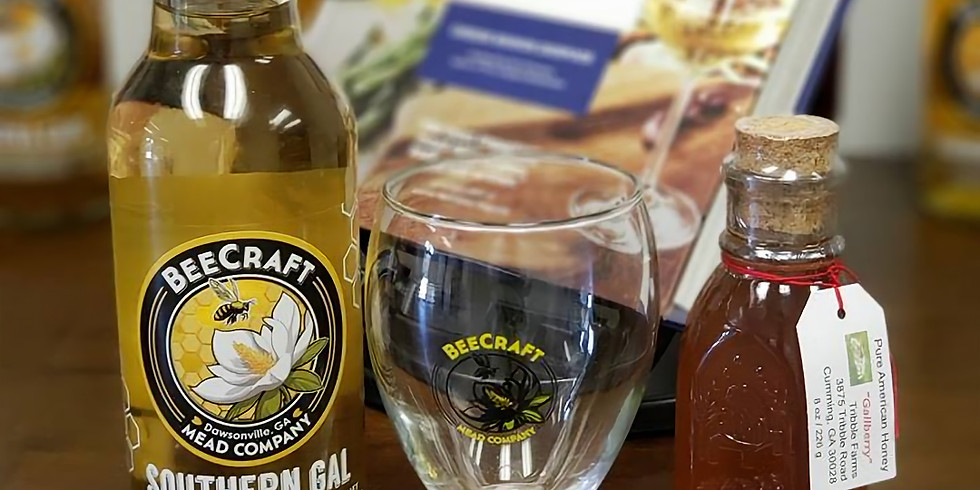Exclusive Mead Tasting lead by our Meadmaker