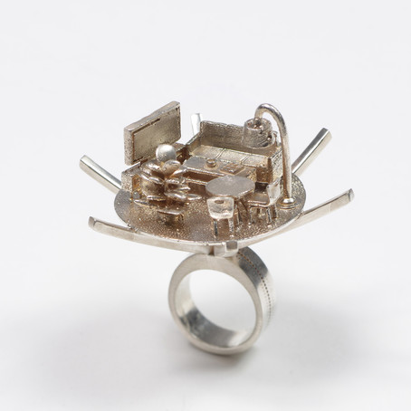 New Exhibition—Jewelry Making: Past & Present—Sparkles and Dazzles