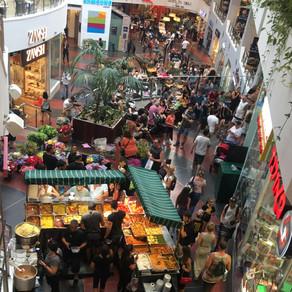 Dizengoff Center Food Fair, a 22-Year-Old Tel Aviv Tradition