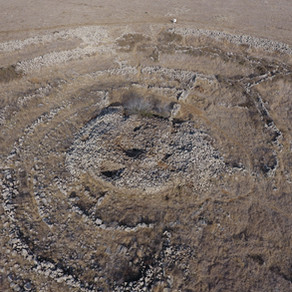 Mysterious Stonehenge-Like Site in the Golan Heights: PART ONE