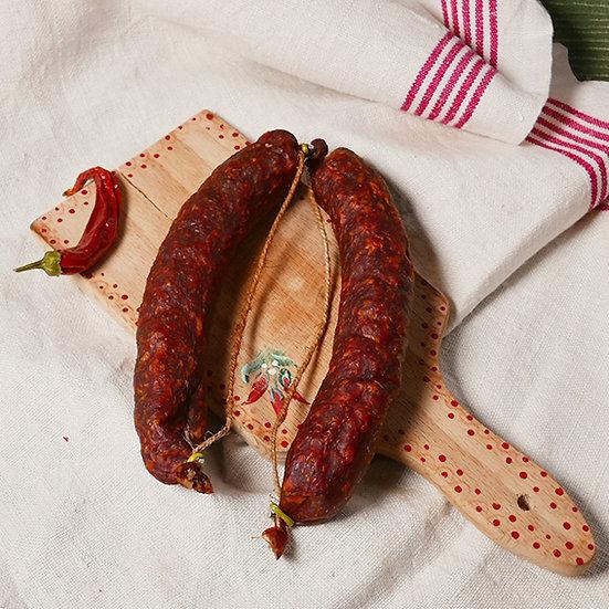 Chorizo-Knacker
