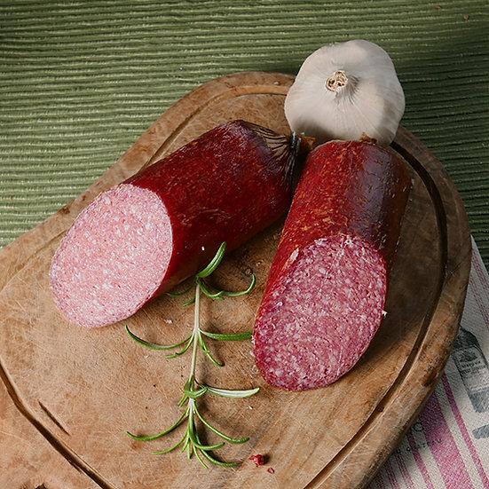 Rindfleisch-Salami