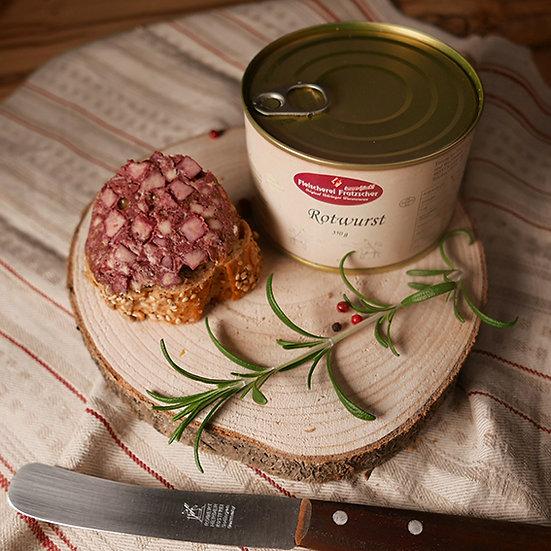 Thüringer Rotwurst
