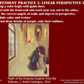 1 Point & 2 Point LInear Persepctive Advanced