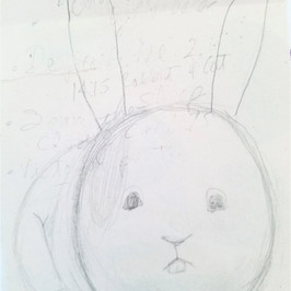 Bunny By Gina Rizzo