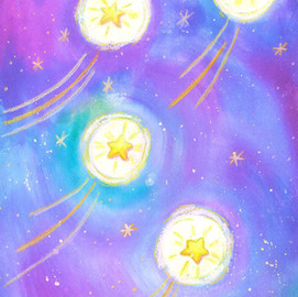 Flinging Stars