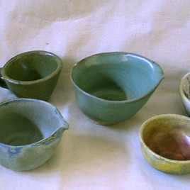 Ceramic Bowls By Gina Rizzo