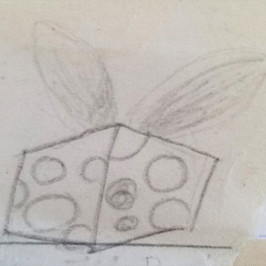 Bunny Box By Gina Rizzo