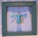 Green Fairy Torso By Gina Rizzo