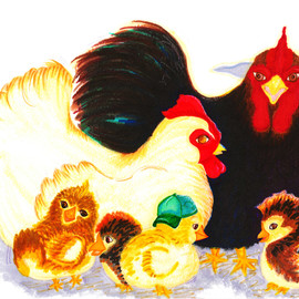 Chickens Chat