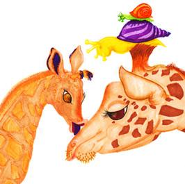Giraffes and Snails
