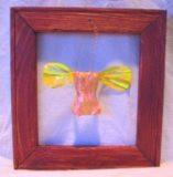 Orange Fairy Torso By Gina Rizzo