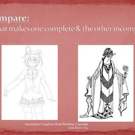 Make Incomplete Complete