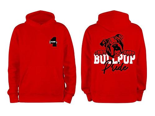 Bull pup pride w/ Jersey #