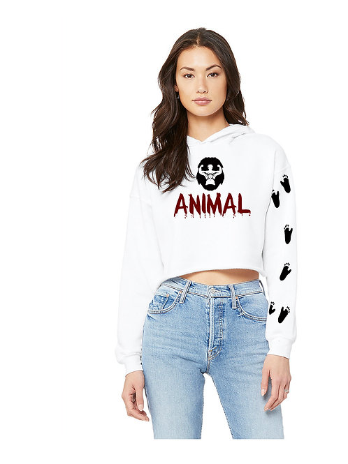 Animal Style Crop - with feet arm