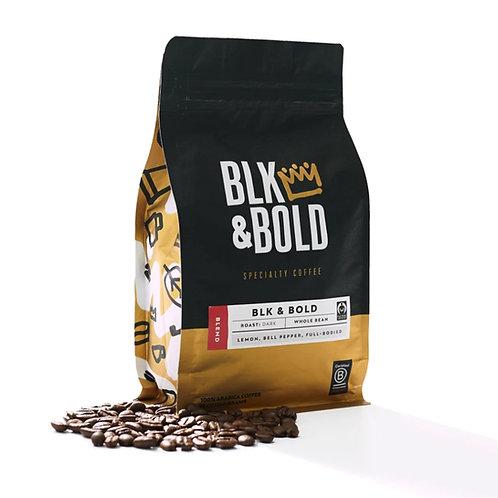 BLK & BOLD Dark Roast Coffee