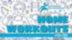 Home Workouts Online Video front piece d