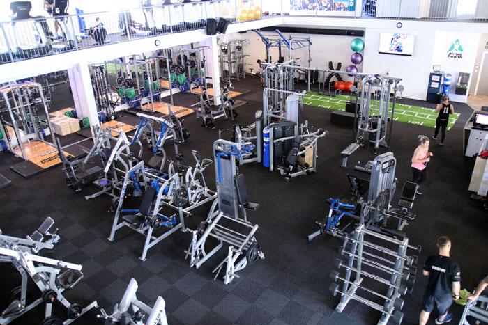 New RFC Weights Floor 03