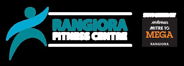 Rangiora Fitness Centre logo - landscape