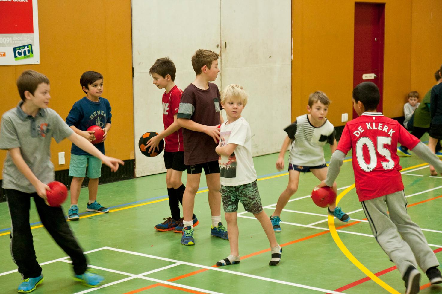 Sports Centre Holiday Programme July 201