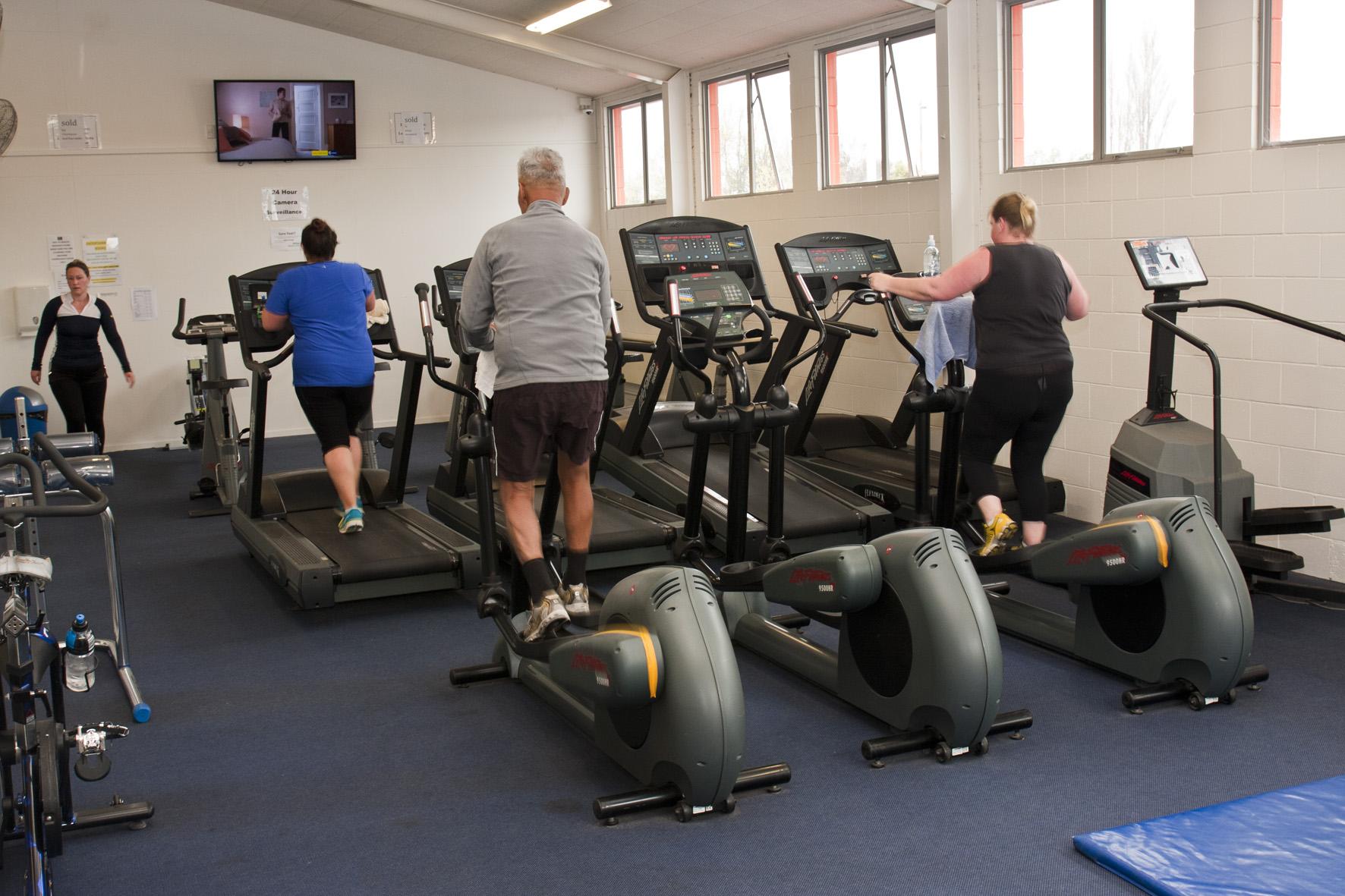 Kaiapoi Fitness Centre Cardio 04