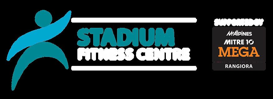 Stadium Fitness Centre logo - landscape