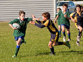 Winter Sports Competition 2014 Rugby 01.