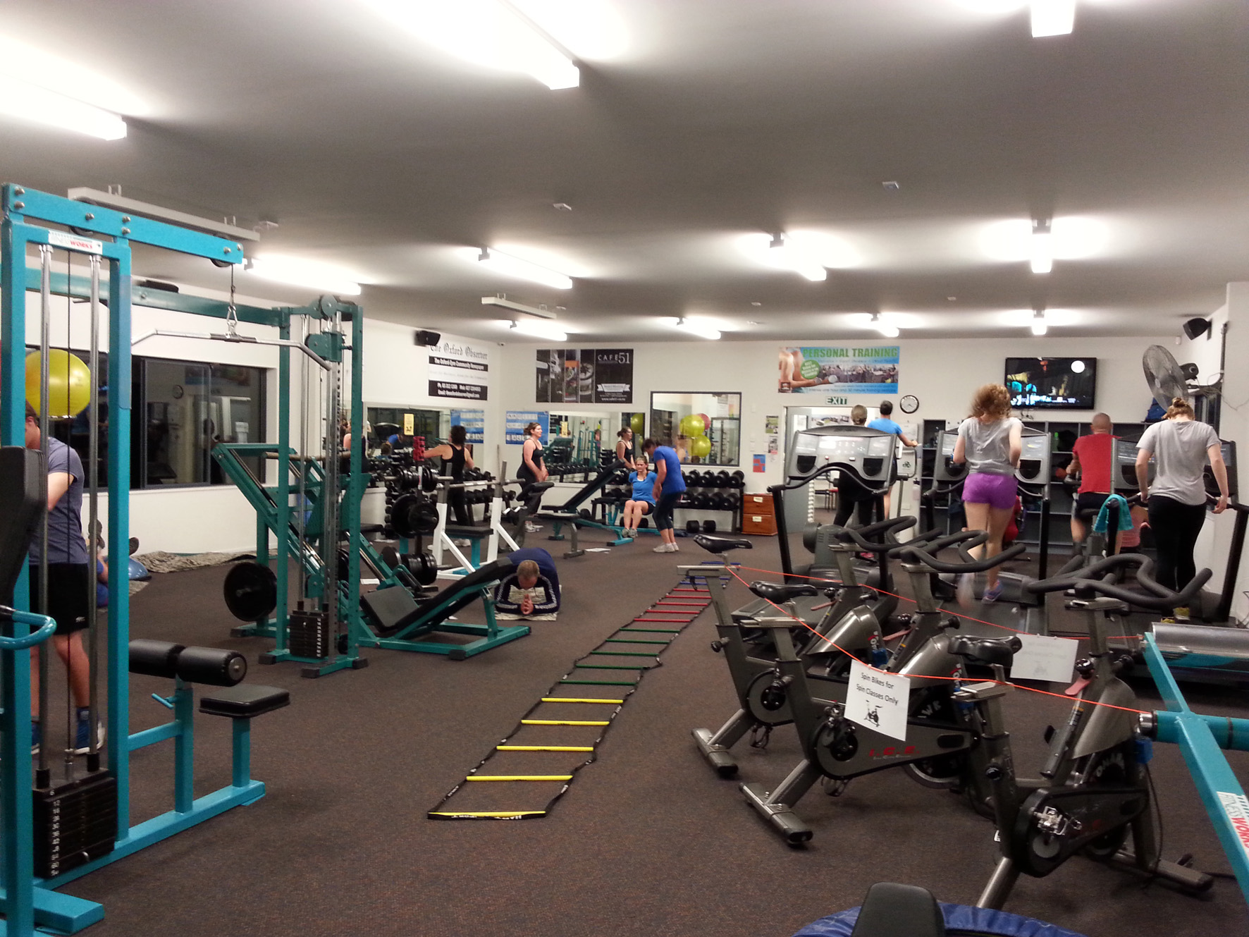 Oxford Fitness Centre Circuit 02