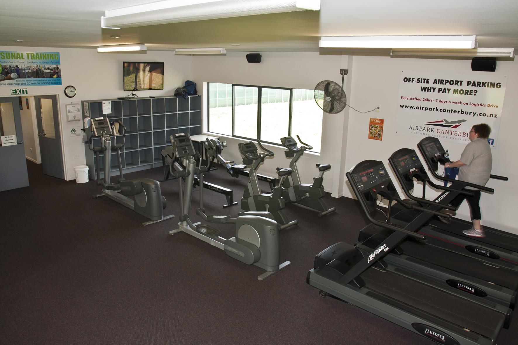 Oxford Fitness Centre Cardio 01