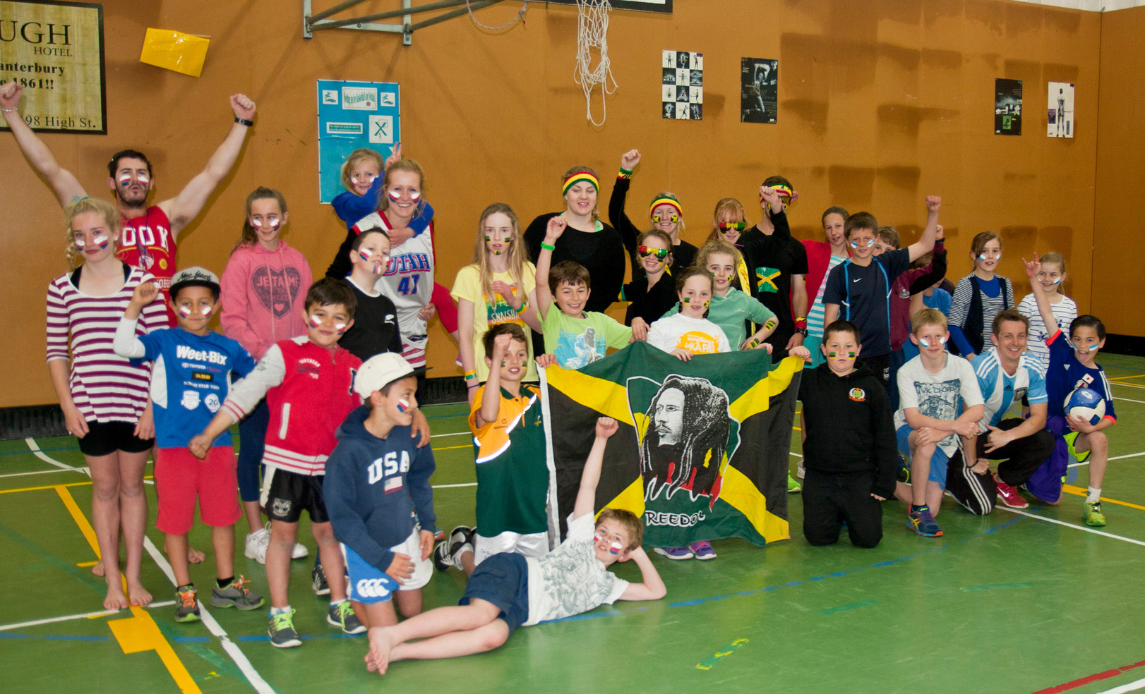 Sports Centre Holiday Programme Oct 2014