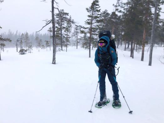 När vädret blir äventyret - del 2 (av 2)