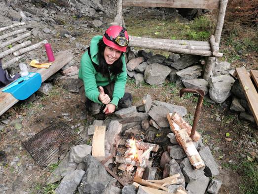 Gruvtur med norska gruvisar del 1