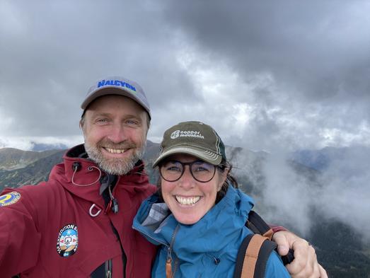 Vandring i polska Tatrabergen