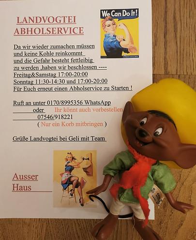 Abholservice