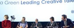 Linda Green Indie Summit Panel