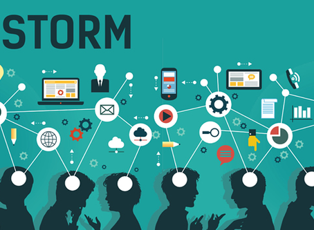 DO BRAINSTORM TECHNIQUES WORK? FIND OUT HOW THEY CAN SET YOUR IDEAS FREE.