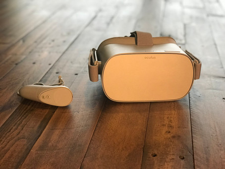 10 Oculus Go Virtual Reality Apps for the Classroom