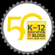 Top 50 Must Read K-12 Education IT Blogs